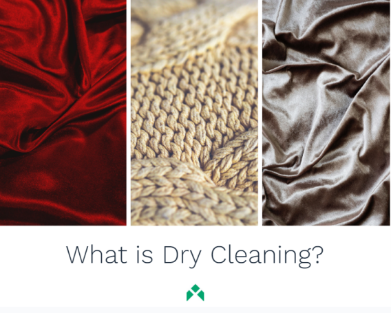 What is Dry Cleaning Cover Photo