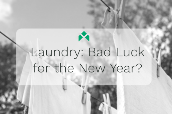 Bad Luck Laundry Cover